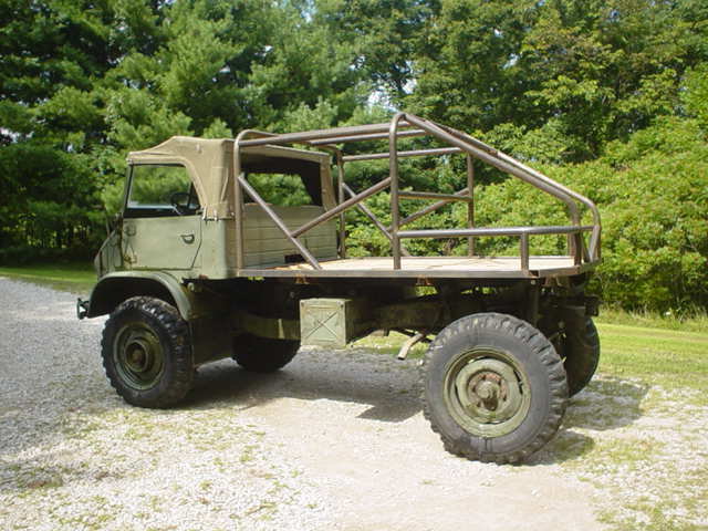 1962 Unimog 404 for sale  Pirate4x4Com  4x4 and OffRoad Forum