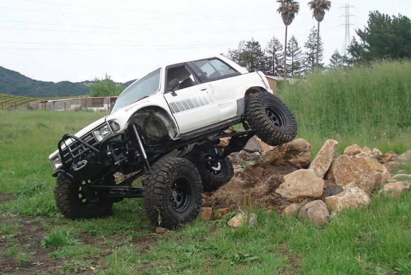 85 4runner SR5 linked with 3RZ - Page 2 - Pirate4x4 Com