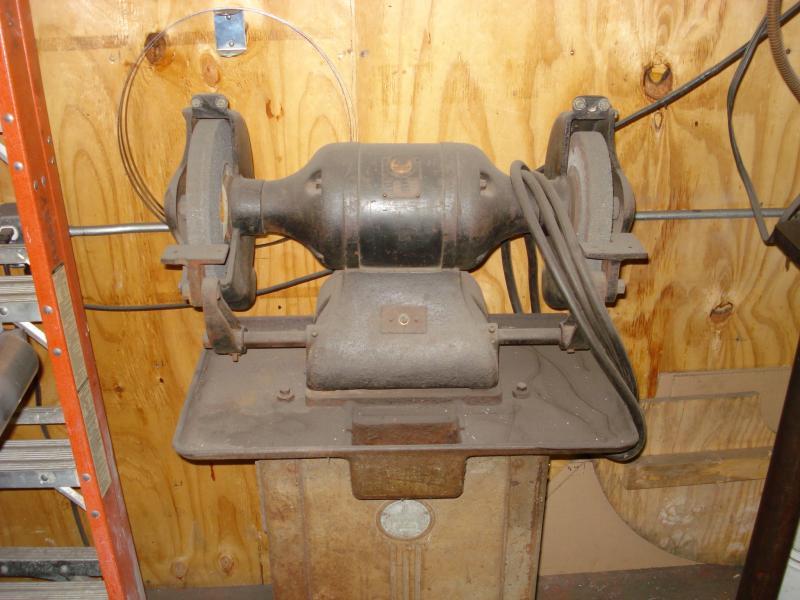 Pleasing Pedestal Grinder Bench Grinder Pirate4X4 Com 4X4 And Evergreenethics Interior Chair Design Evergreenethicsorg