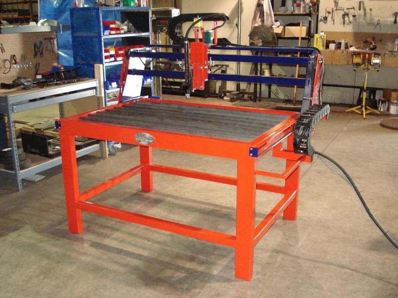Giveaway Cnc Plasma Router Table From Burntables Pirate4x4