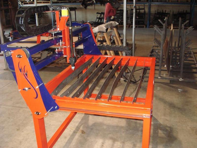 Hobby Cnc Plasma Table ... CNC-PLASMA-TABLE-PLANS-TO-BUILD-YOUR-OWN-4X4-CNC-PLASMA-CUTTING-TABLE