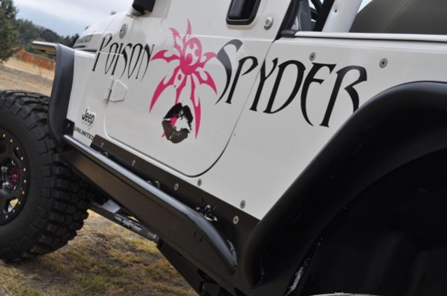 Poison Spyder Logo Attached Images