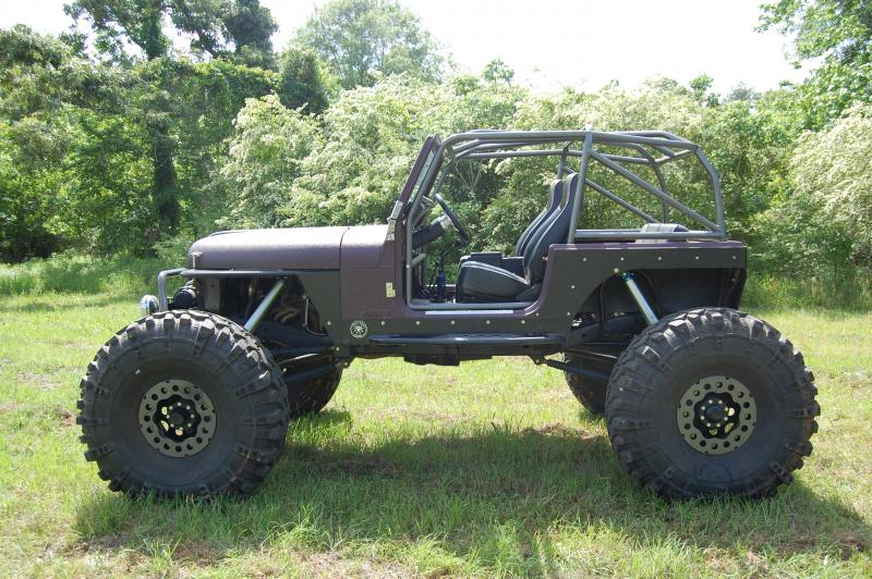 85 Jeep Rock Crawler Pirate4x4 Com 4x4 And Off Road Forum
