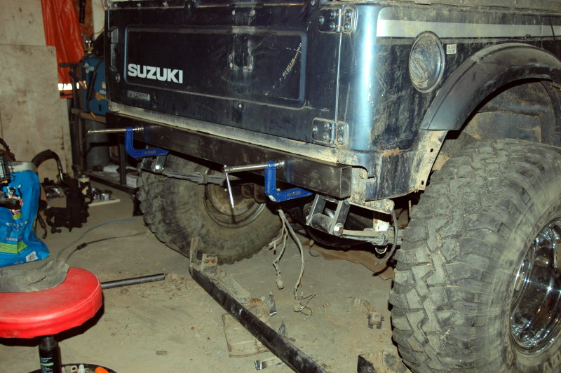 The Stock Rear Bumper