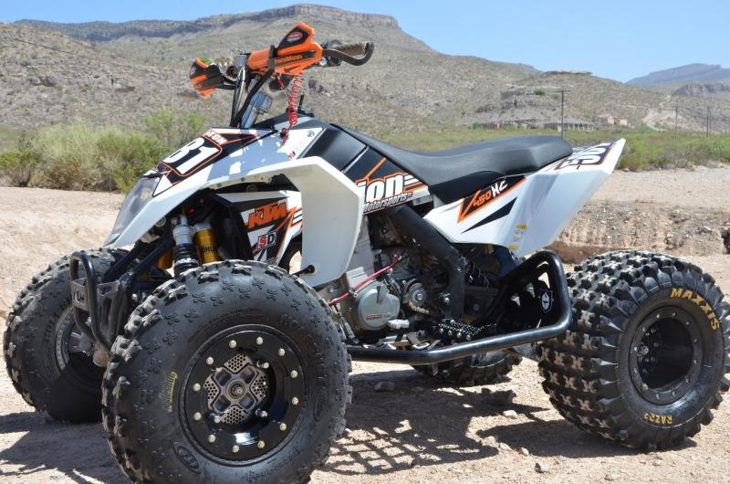 08 ktm 450 xc atv - pirate4x4 : 4x4 and off-road forum