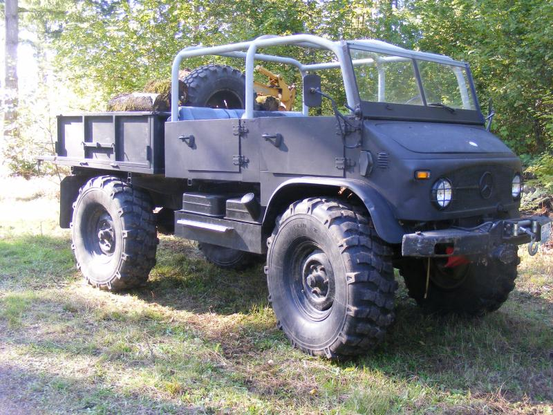 Unimog for sale maine