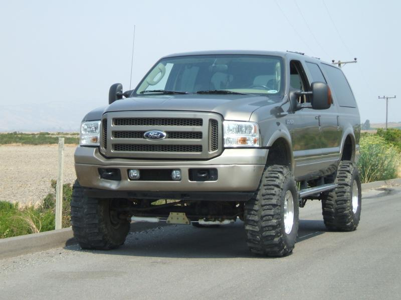 2005 lifted diesel excursion pirate4x4 com 4x4 and off road forum. Black Bedroom Furniture Sets. Home Design Ideas