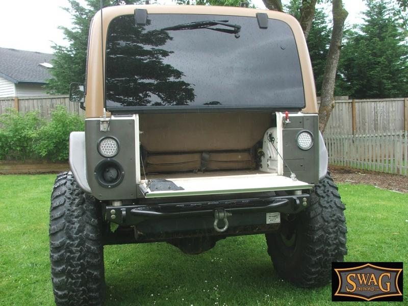 Tj Drop Down Tail Gate Conversion Kit - Page 5