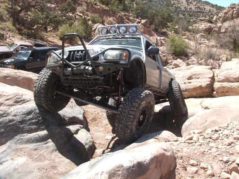Trail-gear front 3-link finally available    - Pirate4x4 Com