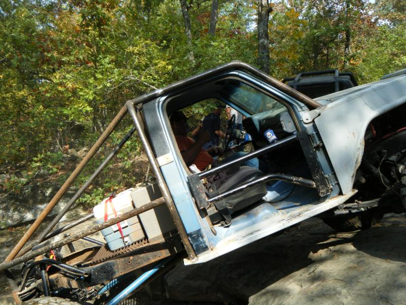 & Show Me Your DIY Tube Doors - Pirate4x4.Com : 4x4 and Off-Road Forum