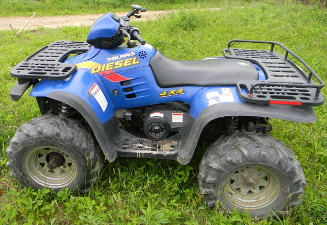 1999 Polaris Genesis For Sale http://www.pirate4x4.com/forum/misc-stuff-sale/888938-1999-polaris-455-diesel.html
