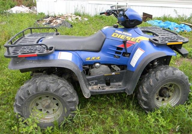 1999 polaris 455 diesel pirate4x4 com 4x4 and off road forum rh pirate4x4 com 1999 500 Polaris 4x4 Diesel Polaris Diesel ATV