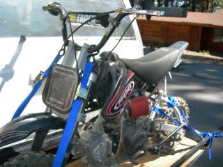 Sdg Speed Mini Pit Bike 107cc 4 Speed 4x4 And