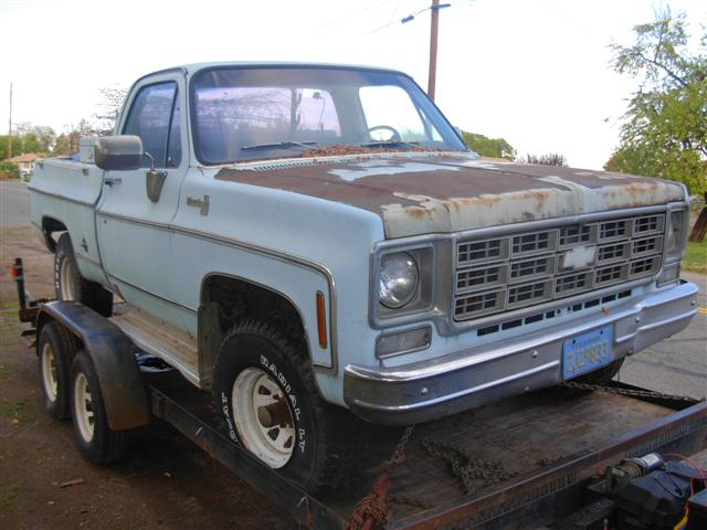 1978 Chevy Truck >> 1978 Chevy Truck N Ca Pirate4x4 Com 4x4 And Off Road Forum