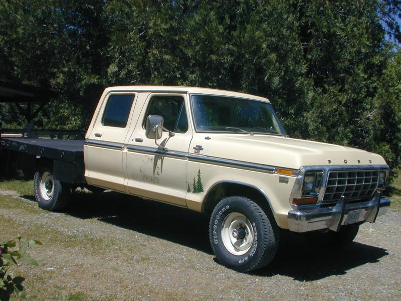 1979 Ford F-250 Crew Cab for Sale