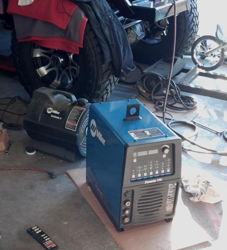 What Miller TIG to buy? - Pirate4x4 Com : 4x4 and Off-Road Forum