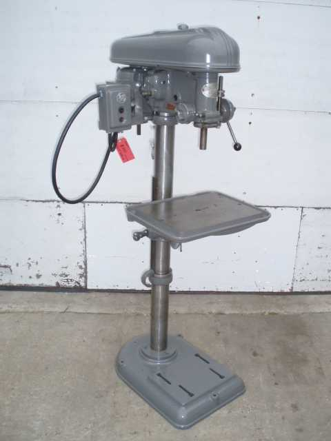 Old Craftsman Drill Press Crafting