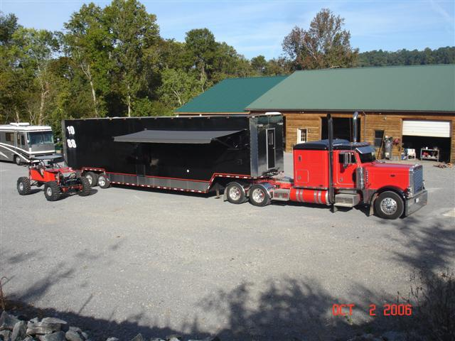 102 X 48ft Semi Trailer With Living Quarters Pirate4x4