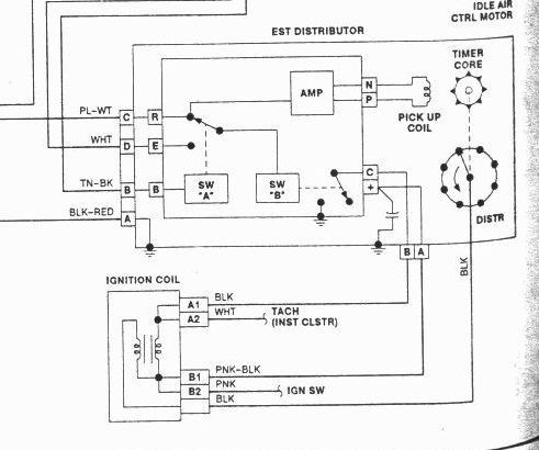 212473d1130528427 hei tbi distributor 4cyl est diagram gm hei ignition wiring diagram msd ignition wiring diagram chevy accel hei distributor wiring diagram at bayanpartner.co