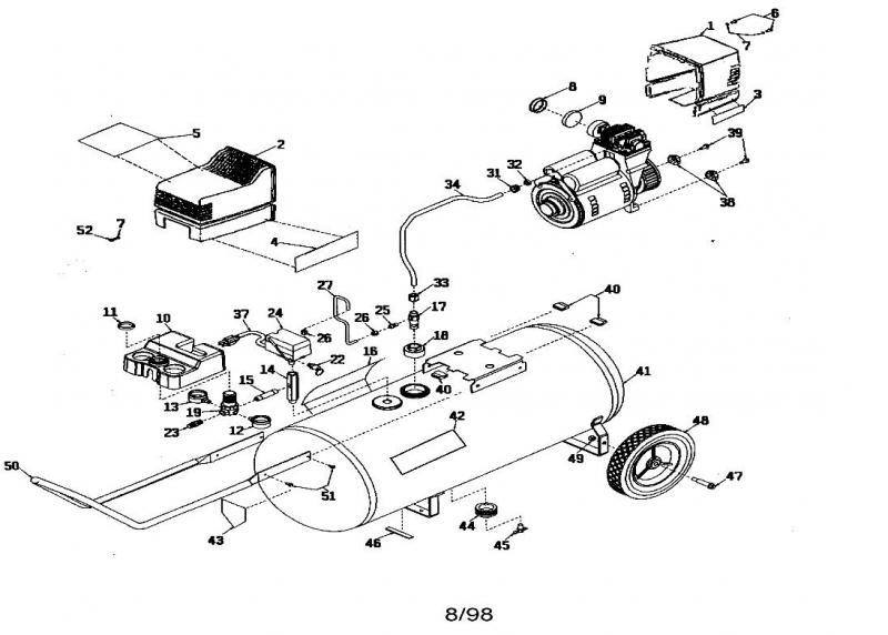 air compressor wiring diagram 230v 1 phase air compressor wiring solidfonts on air compressor wiring diagram 230v 1 phase