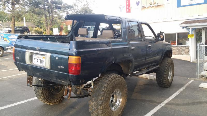 Runner Extendo PiratexCom X And OffRoad Forum - 4runner truck