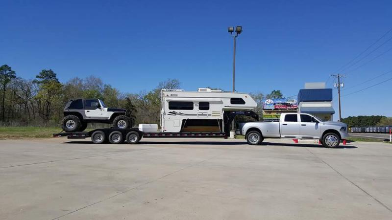 Can A Car Tow Two Trailers