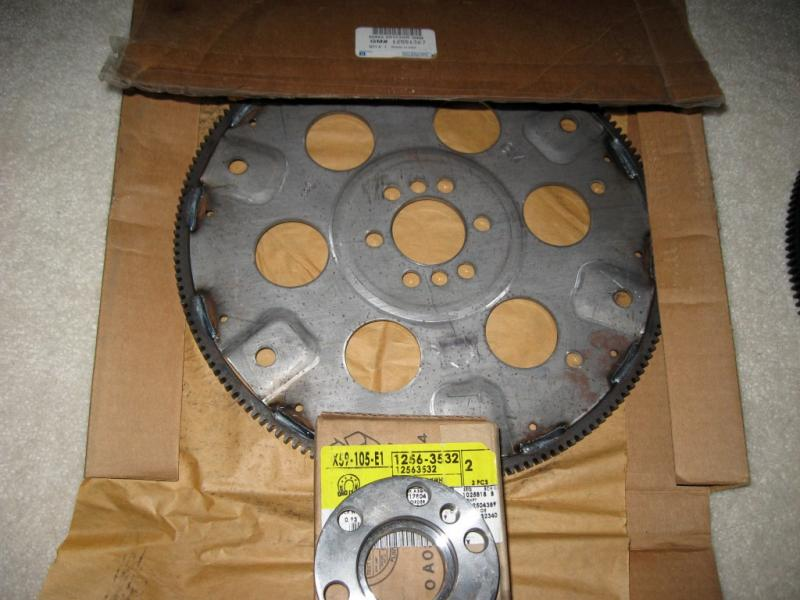 New Ls1 Flexplate  Spacer For Th400  Th350  700r4  4l80e Trans