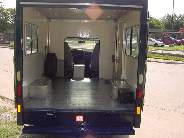 P30 Step Van Ramp Camper