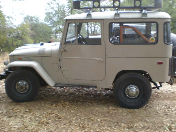 235X75x15 Tires for Sale http://www.pirate4x4.com/forum/vehicles-trailers-sale/740345-1970-fj40-toyota-landcruiser-norcal.html