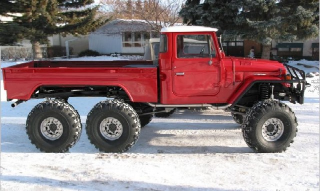 6x6 Cruisers Pirate4x4 Com 4x4 And Off Road Forum