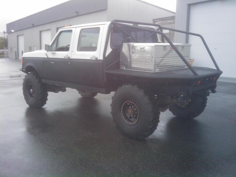 Pics of Your Ford Flatbeds - Pirate4x4.Com : 4x4 and Off