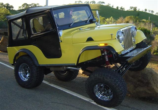53 willys jeep coil-over - Pirate4x4.Com : 4x4 and Off-Road Forum