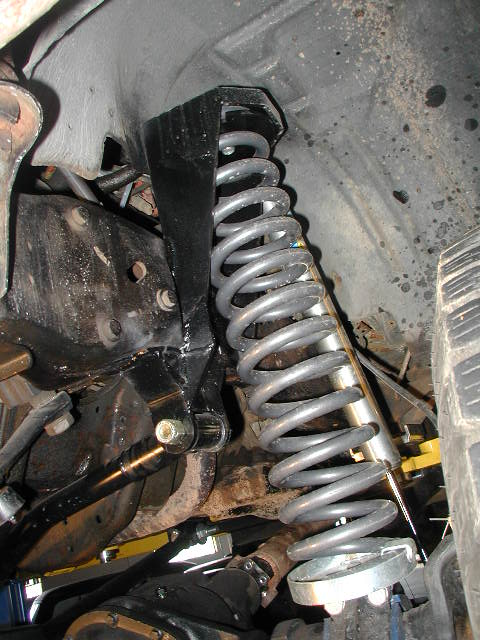 Ford Bronco Solid Axle Swap Pirate4x4 Com 4x4 And Off