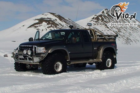 looking for a build thread on this ford super duty expo