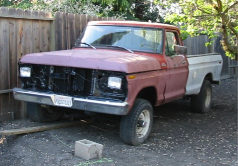78 Ford 4x4 For Sale | Autos Post
