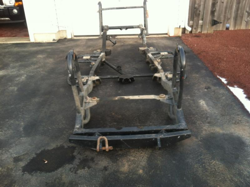 Yj Wrangler Frame For Sale  Jeepzcom  Jeep forum