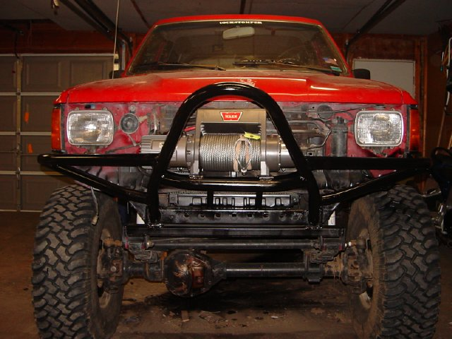 pics of 1st gen front bumpers - Pirate4x4 Com : 4x4 and Off-Road Forum