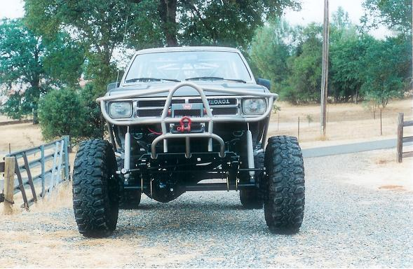 full width axle pics and info
