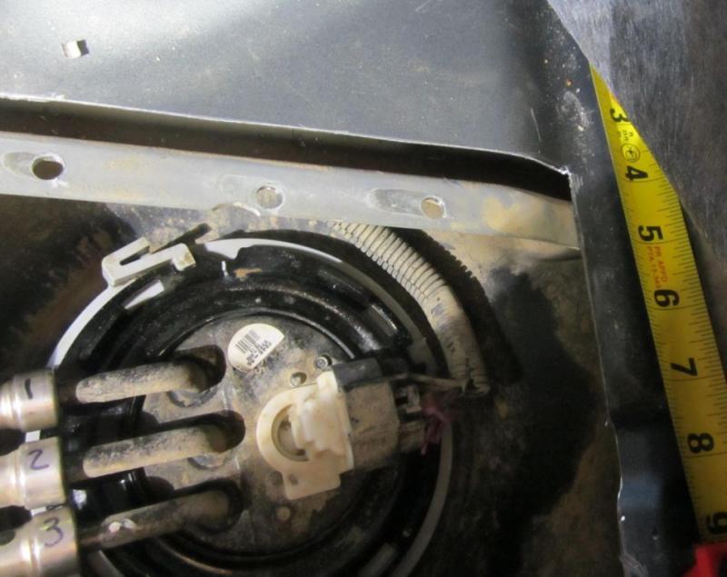 suburban 2500 fuel pump access hole locations pirate 4x4 suburban 2500 fuel pump access hole