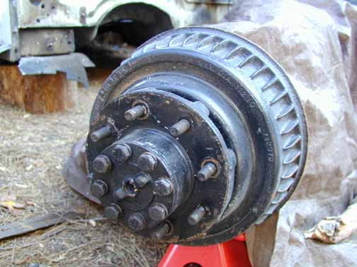14 bolt disc brake conversion? - Pirate4x4.Com : 4x4 and ...