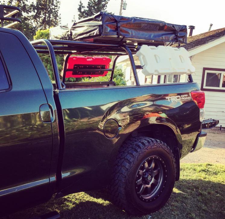 Tundra Rtt Racks All Gens Amp Bed Lengths Pirate4x4 Com