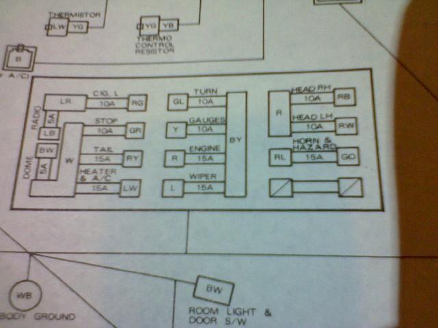 25 1988 Toyota Pickup Fuse Box Diagram - Wiring Database 2020
