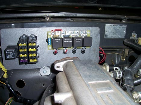 Relay Modules Pirate4x4 Com 4x4 And Off Road Forum