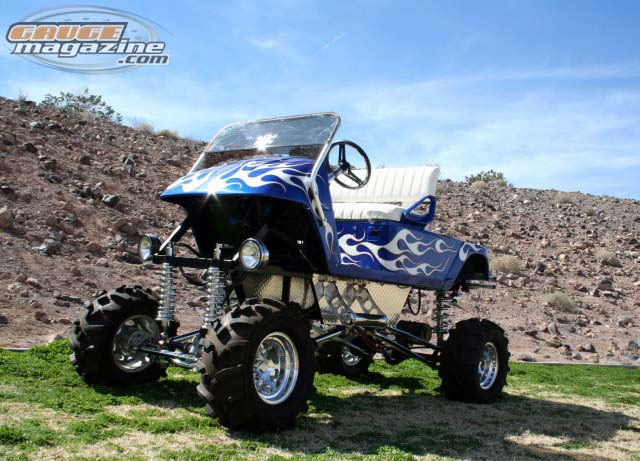 Monster Golf Cart 7 Foot Tall With Hydraulics Pirate4x4 Com 4x4