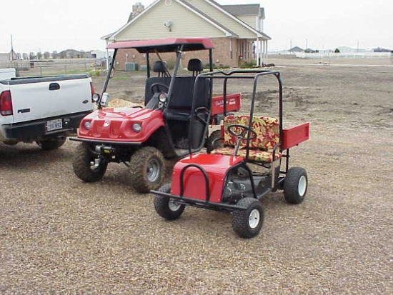 Golf cart  Seriously  - Page 3 - Pirate4x4 Com : 4x4 and Off