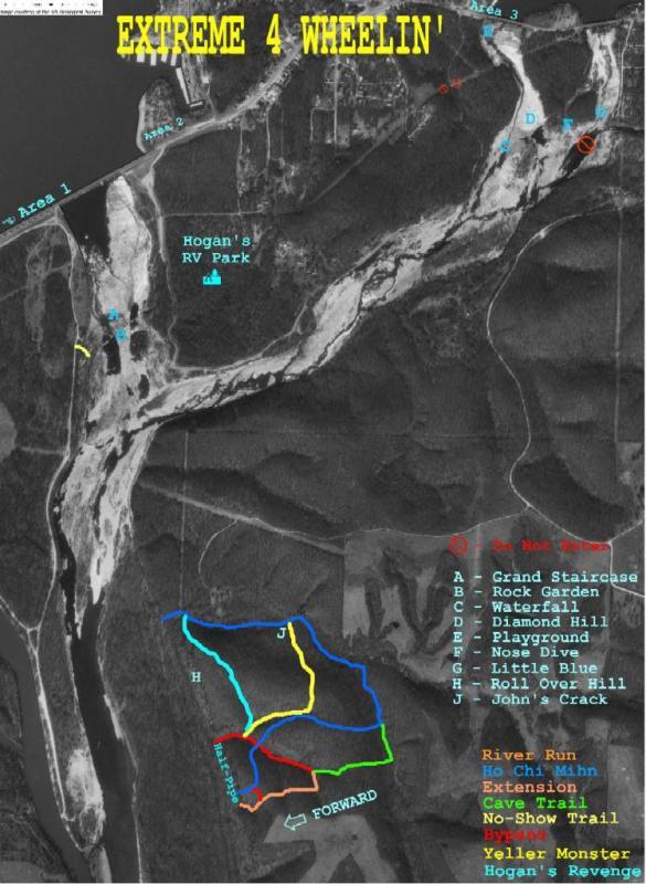 disney ok trail map