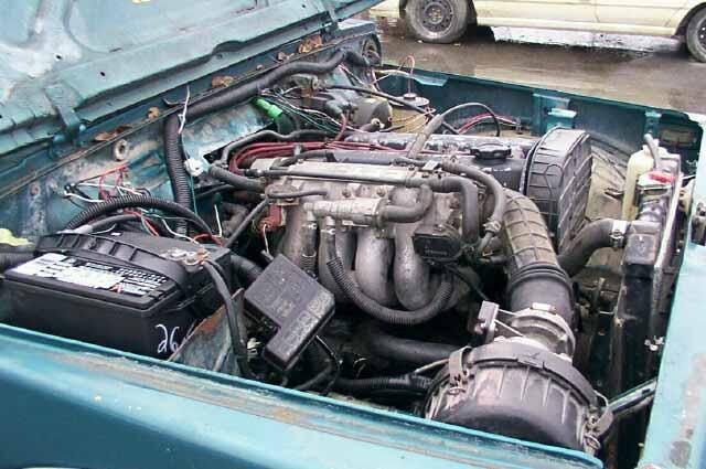 1 3 Twin Cam 16v Head On A 1 6 8v Bottom End Pirate4x4 Com 4x4