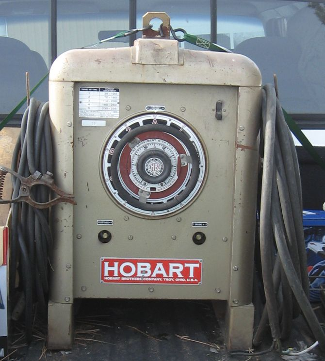 Old Hobart Stick Welder Pirate4x4 Com 4x4 And Off Road