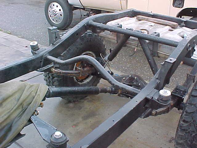 "Toyota Cedar Rapids >> Rear CV hitting ""horseshoe"" crossmember - Pirate4x4.Com ..."