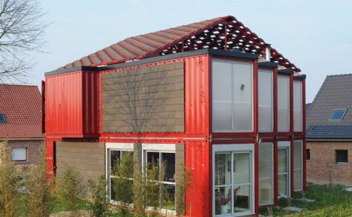 24 Breathtaking Homes Made from.. $1800 Shipping Containers ...